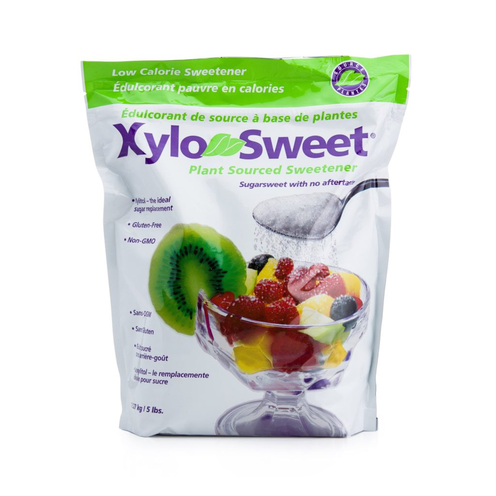 xylitol - fluoride alternative